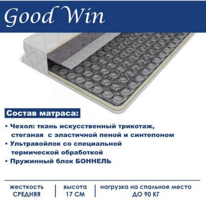 "Матрас ""Good Win"" (Гуд Вин)"