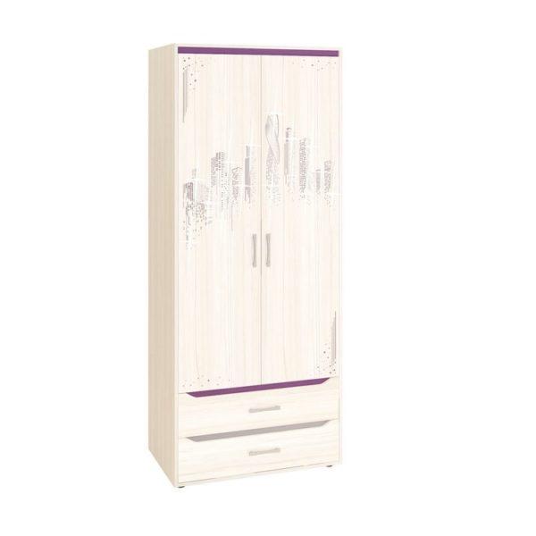 """Шкаф для одежды """"Мегаполис"""" 55.01"""