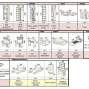Схемы модулей Бриз