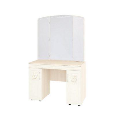 """Туалетный стол с зеркалом """"Тиффани"""" 93.06"""
