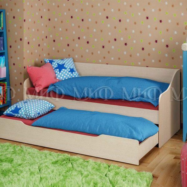 """Кровать детская """"Вега-2"""""""