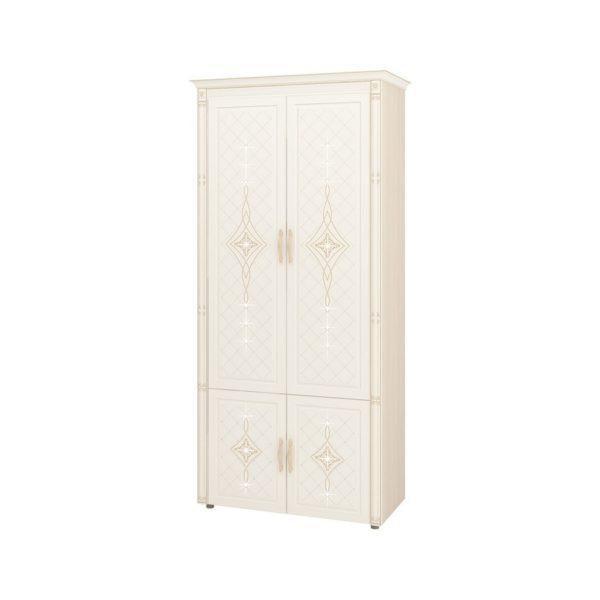 """Шкаф для одежды многофункциональный с колоннами """"Венеция"""" 32.22"""