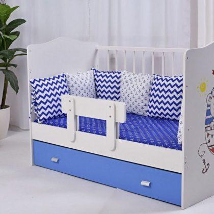 """Кроватка детская """"Капитан"""""""