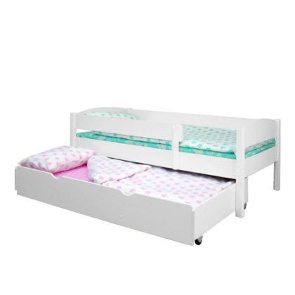 """Кровать-кушетка """"Линдра"""" с выкатной кроватью-ящиком"""