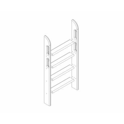 """Пакет №13 Прямая лестница для низкой кровати """"Соня"""""""