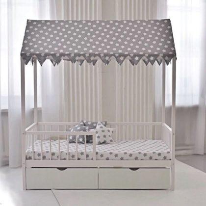 """Кроватка детская """"Домик"""""""