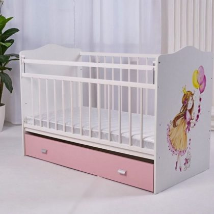 """Кроватка детская """"Принцесса"""""""