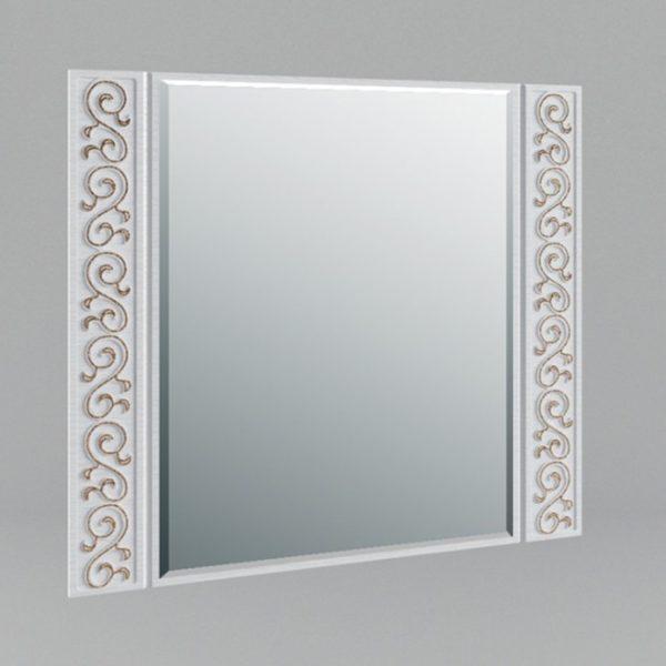 Подзеркальник с зеркалом «Diamante» ЗДИ 800.1