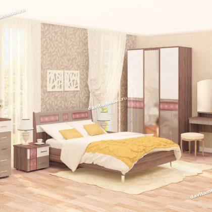 Модульная спальня Розали 1