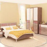 Модульная спальня Розали 3