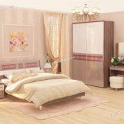 Модульная спальня Розали 4