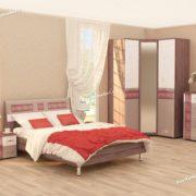 Модульная спальня Розали 6