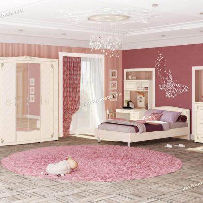 Набор подростковой мебели Версаль 9