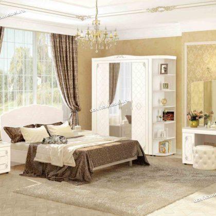 Спальный гарнитур Версаль 7