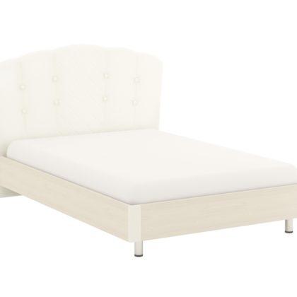 """Кровать двуспальная 1,4 м """"Версаль"""" 99.02"""