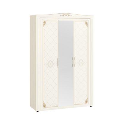 """Шкаф трехдверный с зеркалом """"Версаль"""" 99.12"""