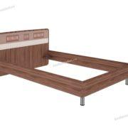 """Кровать 1,2 м """"Розали"""" 96.03.1 без ортопедоснования"""