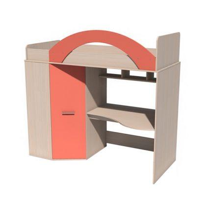 Кровать ИЧП 15-01М1 Рико Коралл