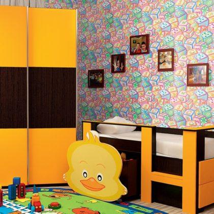 """Кровать детская """"Vitamin-4"""""""