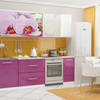 "Кухонный гарнитур ""Орхидея-2"""