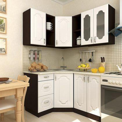 Кухонный гарнитур Dolce Vita-9А клен-белый