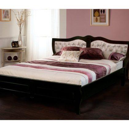 """Кровать двуспальная """"Миднайт"""" 1,6 м"""