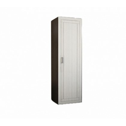 """Шкаф """"Джелани-1"""" венге-белый сандал"""