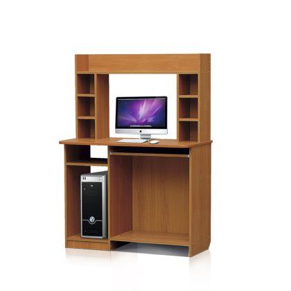 Стол компьютерный СК-1 (Вишня оксфорд)