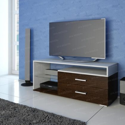 "Тумба под ТВ ""TV-2"" венге-лоредо"