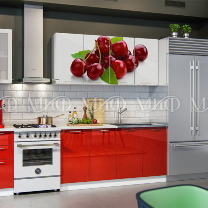 """Кухонный гарнитур """"Вишня"""""""