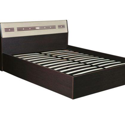 """Кровать двуспальная с подъемным механизмом 1,6 м """"Ривьера"""" 95.021.1"""