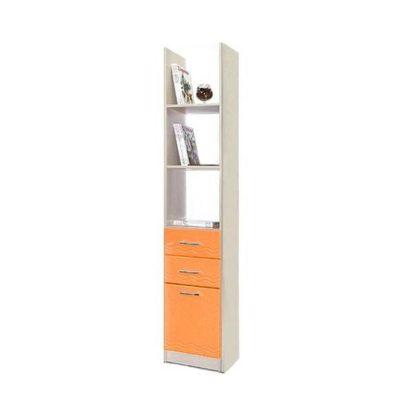 Шкаф-пенал Лего-6, оранж