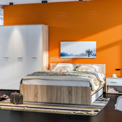 Спальня Мамбо Комплект 2 - 1