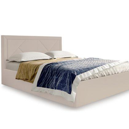 """Кровать мягкая 1,6 """"Сиеста"""" стандарт, вар.2"""