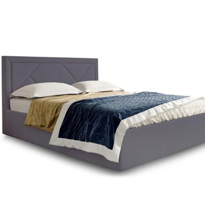 """Кровать мягкая 1,6 """"Сиеста"""" стандарт, вар.3"""