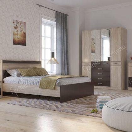 """Модульная спальня """"Румба"""""""