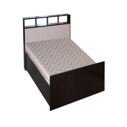 """Кровать двуспальная 0,9 м """"Троя"""""""