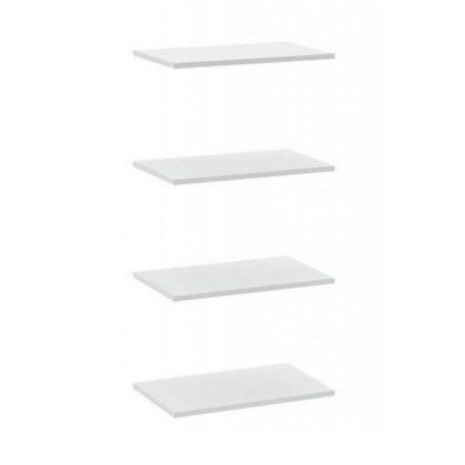 Комплект полок для шкафа 2-дверного (штанга) Марсель М-4