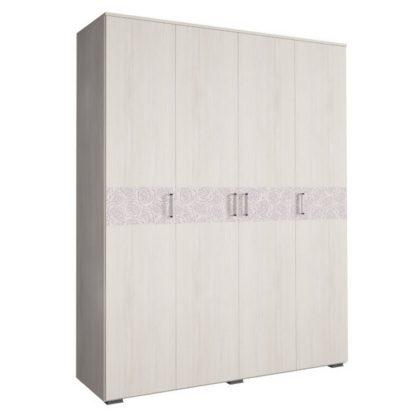Шкаф четырехдверный Марсель М-16